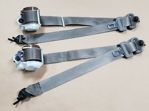 2015 2016 2017 Ford F150 Rear Seat Belts Safety