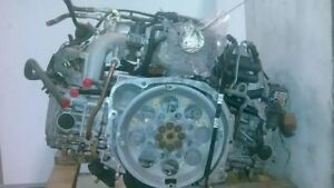 2005 2005 Subaru Forester Engine Assembly 2 5l 2497050