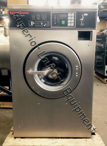 Speed Queen Washer Extractor Sc20bc2 20lb Coin 220v 3ph Reconditioned