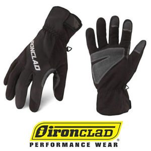 Ironclad Smb Summit Premium Cold Weather Insulated Work Gloves Select Size