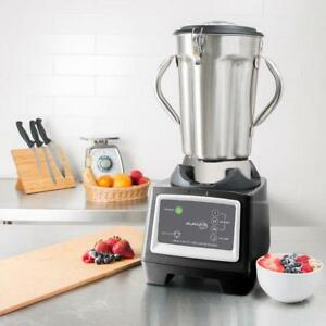 3 3 4 Hp Commercial 1 Gallon Stainless Steel Food Blender 3 Speed Commercial