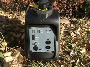 New 2000 Watt Inverter Construction Backup Camping Generator