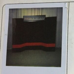 Trade Show Display Panels 3 Cases Used Promotional Advertising