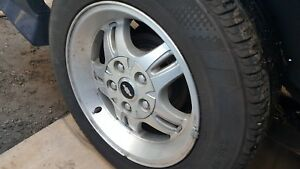 Xtreme S 10 Oem Used Set 4 16x8 Alloy Wheels Silver 560 05069 2003