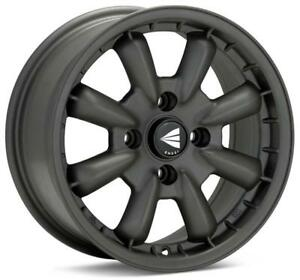 Enkei Compe 16x8 4x114 3 0mm Matte Gunmetal Wheels Set Of 4 477 680 4800gm