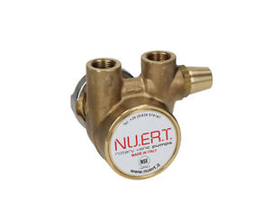 Rotary Vane Water Pump For Commercial Espresso Machine Clamp Connection 3 8 Npt