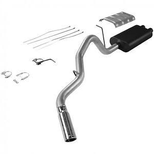 Flowmaster 17325 American Thunder Cat Back Exhaust System