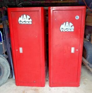 Mac Tools Macsimizer Mb1970 Full Length Side Cabinets Tool Box Right