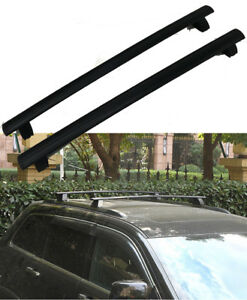 Crossbar For Jeep Grand Cherokee 2011 2018 Steel Roof Rack Rail Cross Bar W lock