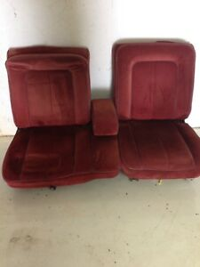 Oldsmobile Bench Seat 60 40