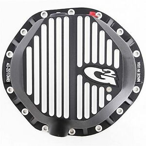 G2 Axle And Gear Gm 9 5in 14 Bolt Ball Milled Aluminum Cover 40 2010mb