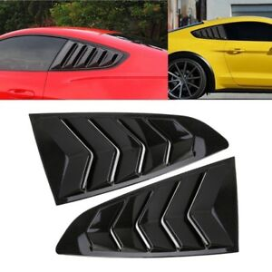 For Ford Mustang 2015 2016 2017 Carbon Fiber Trim Accessories