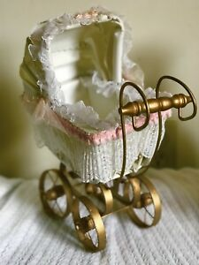 Rare Vintage 1950 S Custom Antique Baby Doll Carriage