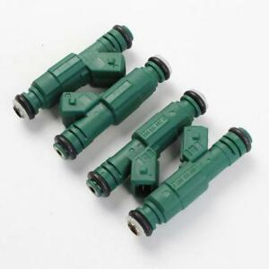4pcs Fuel Injectors 42lb Ev1 440cc For Bosch Chevrolet Pontiac Ford 0280155968