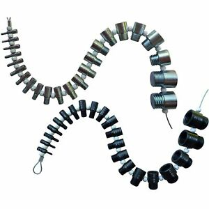 Nut And Bolt Thread Checker complete Sae inch And Metric Set