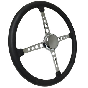 4 Spoke Steering Wheel Hot Rat Rod 1932 Ford Scta Shroeder Bell Vintage Sprint