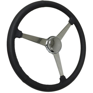 3 Spoke Steering Wheel Hot Rat Rod 1932 Ford Scta Shroeder Bell Vintage Sprint