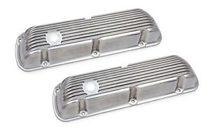 Mr Gasket 6861g Aluminum Valve Cover Small Block Ford 289 351w 302