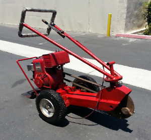 16 Hp Custom built Stump Grinder