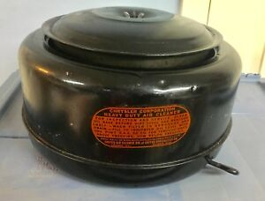 Vintage Original 1950s Mopar Oil Bath Air Cleaner Oem Desoto Chrysler