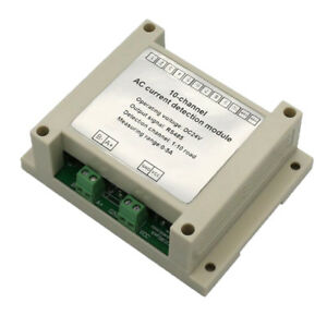 Multi channel Ac Current Detection Module Current Sensor Full Range Linear