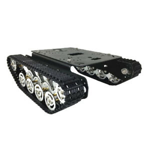 robot Tank Car Chassis Smart Robot Chassis Kit For Competition Design