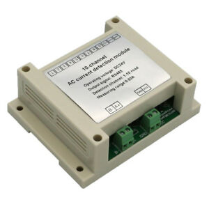 Multi channel Ac Current Detection Module Current Sensor Range Linear 50a