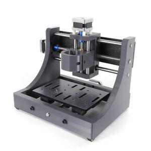 3axis Diy Cnc 1208 Wood Engraving Carving Pcb Milling Machine Router Engraver Us