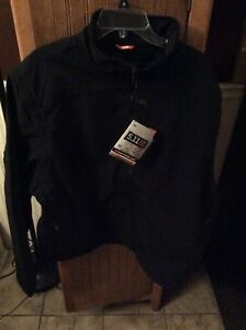 5 11 Tactical Valiant Softshell Jacket Size 2xl 48167 Black Brand New W tags