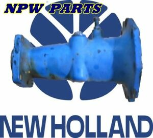 Ford New Holland 1215 Front Left Axle Housing Sba326344620 4 Wheel Drive