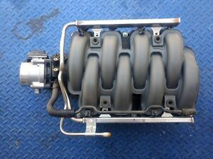 2011 2013 Ford Mustang Gt 5 0l Engine Intake Manifold Assembly Coyote Oem
