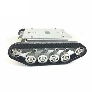 Tracked Robot Smart Car Platform Chassis With Dual Dc 12v Motor Arduino Diy