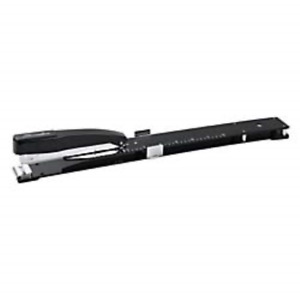 Swingline Long Reach Stapler With Built in Ruler And Adjustable Locking Paper
