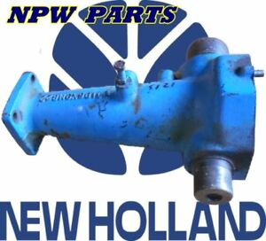 Ford New Holland Front Axle 1120 1215 1220 4wd Sba326021710 Case