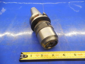 Tecnara 240 106 4 Bt40 Collet Chuck Tool Holder Made In Japan Cnc Machine Shop