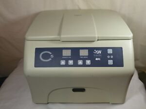 Lw Scientific C5 Centrifuge 5000 Rpm 8 Place Rotor Tubes Very Good Condition