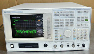 Hp 89441a Vector Signal Analyzer a1