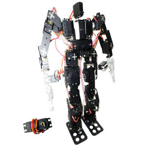 19dof Biped Robot Dance Robot Humaniod Electronic Rc Robot Toys With Dancing
