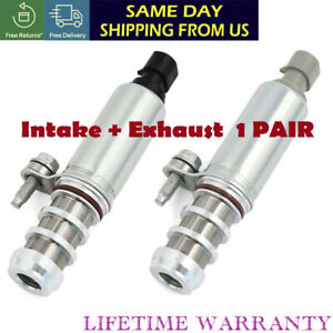 Intake Exhaust Camshaft Position Actuator Solenoid Valve For Malibu Verano Chevy