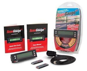 Scangauge Ii Ultra Compact 3 In 1 Automotive Computer With Customizable