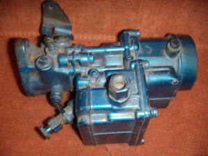 Original Stromberg Bxov 2 Single Barrel Carburetor Hot Rod Flathead Multi Carb