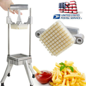 3 8 Vegetable Fruit Dicer Onion Tomato Slicer Chopper Restaurant Commercial Us
