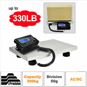 Us Commercial Scales Digital Platform Postal Scale Electronic Weight 0 1 300kg