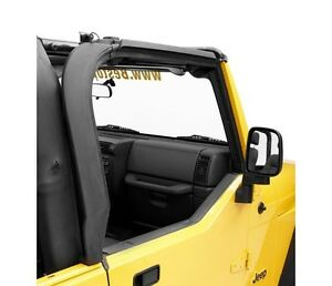 Bestop 55012 01 Door Black Surround Kit W Hardware For 97 06 Jeep Wrangler Tj