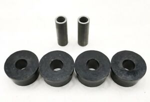 New Psb Adus Rear Upper Lower Control Arm Bushing Kit Adus594 For Nissan 1996 04