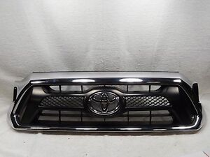 2012 2013 2014 Toyota 12 13 14 Tacoma Front Grille P n 53100 04470 Oem K190