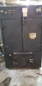 Smoker Bbq Master Convection Oven Model 250 Rfs Barbecue Pit 1581