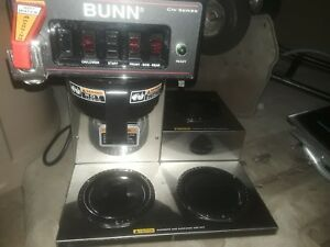 Bunn 3 Pot Coffee Brewer With Hot Water Cwtf15 aps