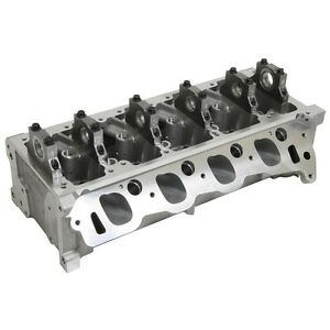 Trick Flow Tfs 52910002 c01 Twisted Wedge 195 R Cylinder Head Ford 4 6l 5 4l 2v