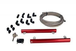 Aeromotive 14145 07 Ford 5 4l Gt500 Mustang Fuel Rail Kit